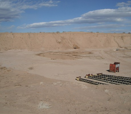 Gravel and Aggregate Mining